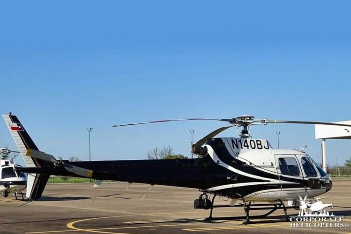 1999 Eurocopter AS350B2 for sale at Corporate Helicopters of San Diego.