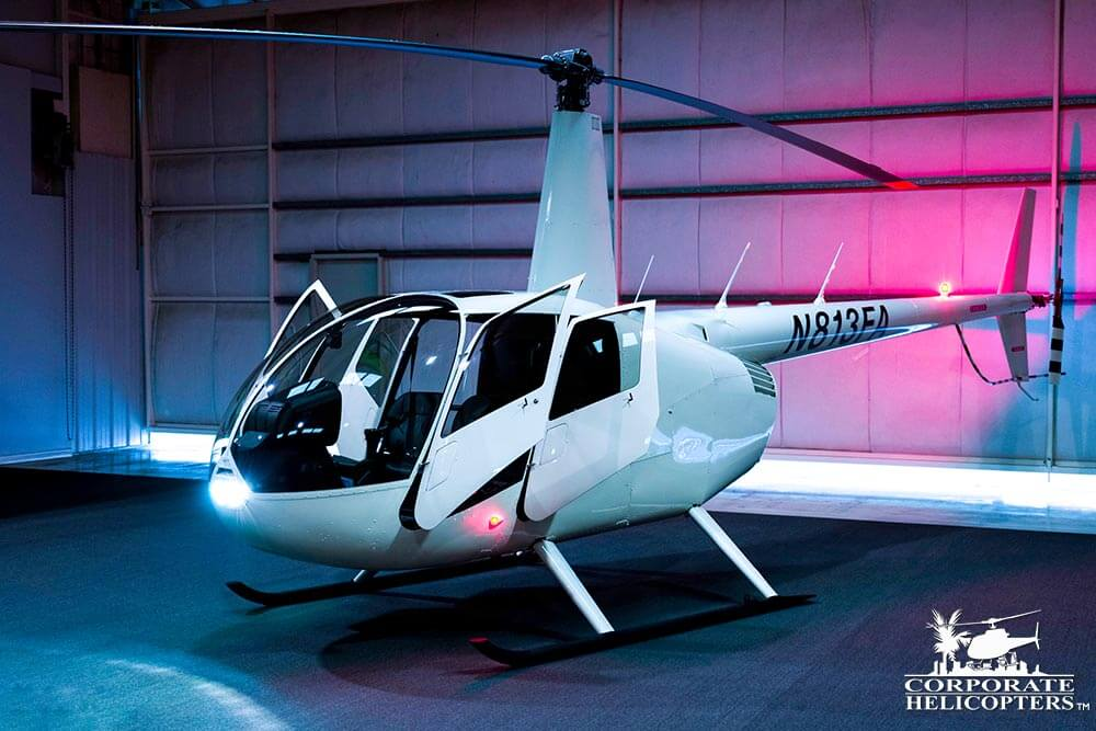 2019 Robinson R44 Raven I for sale at Corporate Helicopters of San Diego
