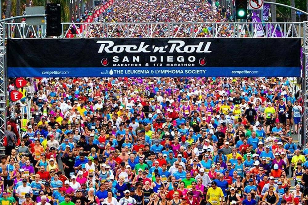 San Diego Rock n Roll Marathon