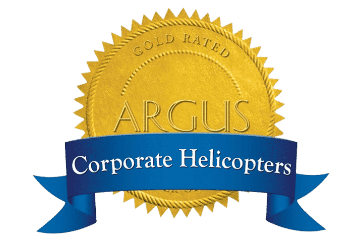 Corporate Helicopters maintains an ARGUS Gold safety rating.