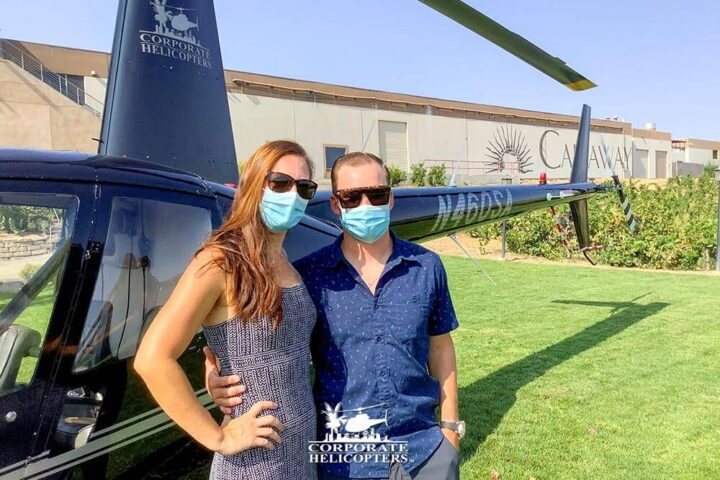 Callaway Helicopter Tour