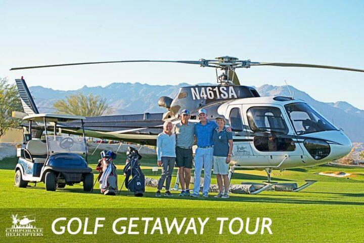 Golf Getaway tour