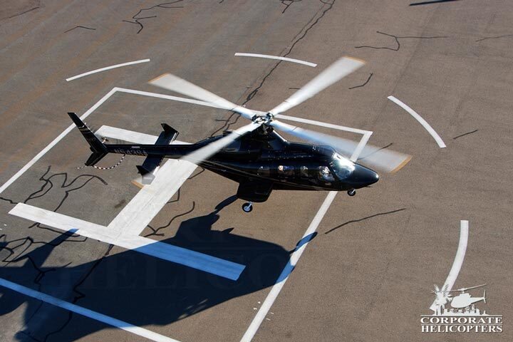 Helicopter financing