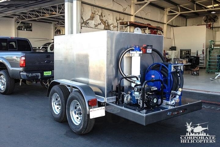 1000-Gallon Fuel Trailer