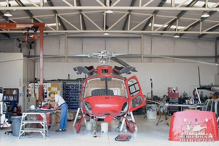 Helicopter Maintenance in San Diego