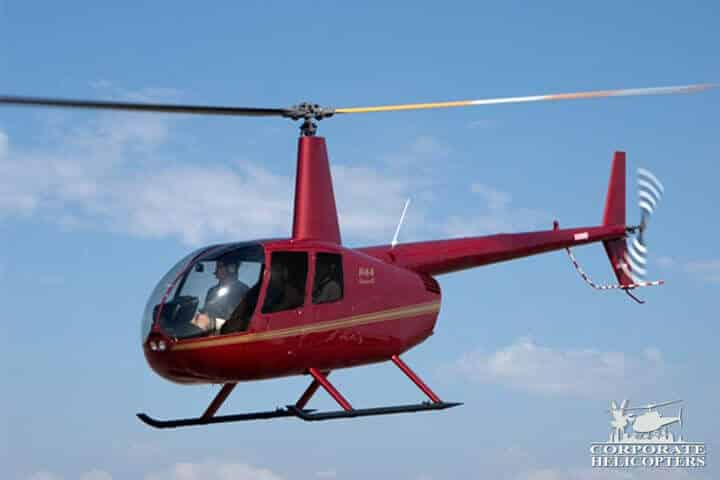 2013 Robinson R44 Raven II for sale at Corporate Helicopters of San Diego