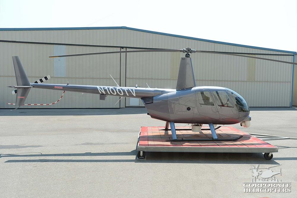 2012 Robinson R44 Raven II Newscopter for sale at Corporate Helicopters of San Diego