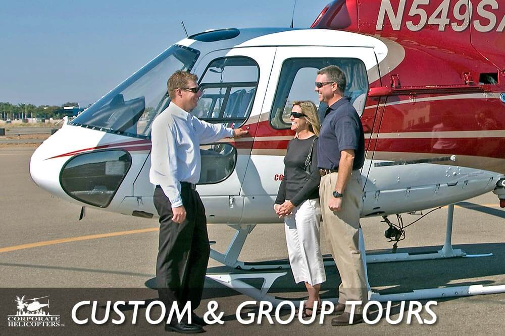 Custom Helicopter Tour