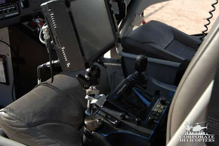 Helicopter camera systems