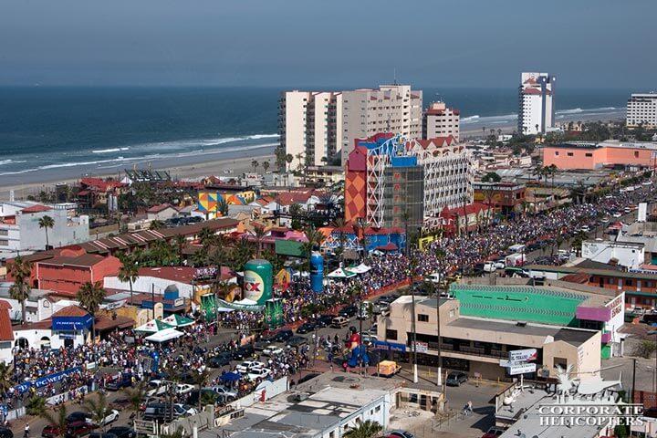 The Rosarito to Ensenada Bike Race