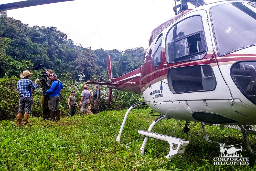 """Corporate Helicopters & the Lost City of the Monkey God"""" is locked Corporate Helicopters & the Lost City of the Monkey God"""