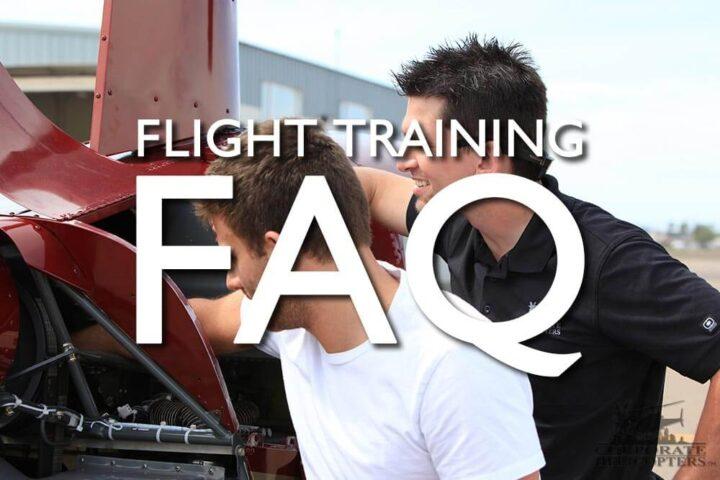 Helicopter Flight Training FAQ
