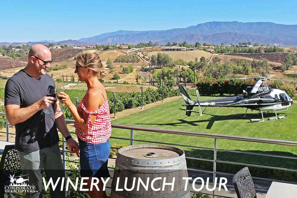 Winery Lunch Tour