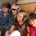 Helicopter tours of San Diego from Corporate Helicopters
