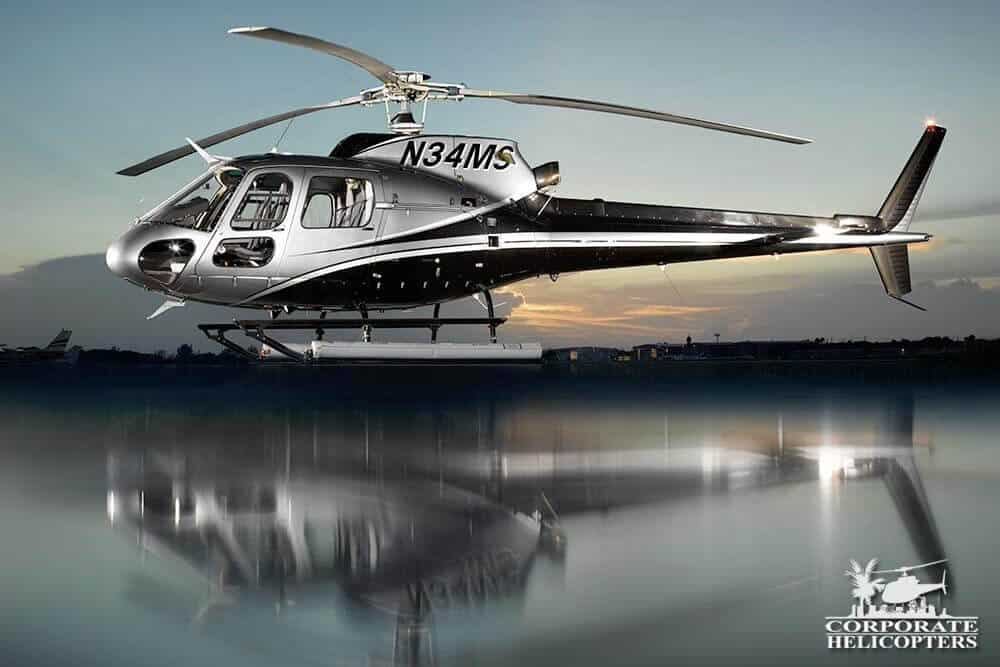 2011 Eurocopter AS350 B2 for sale at Corporate Helicopters of San Diego