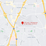 Google Map of Corporate Helicopters
