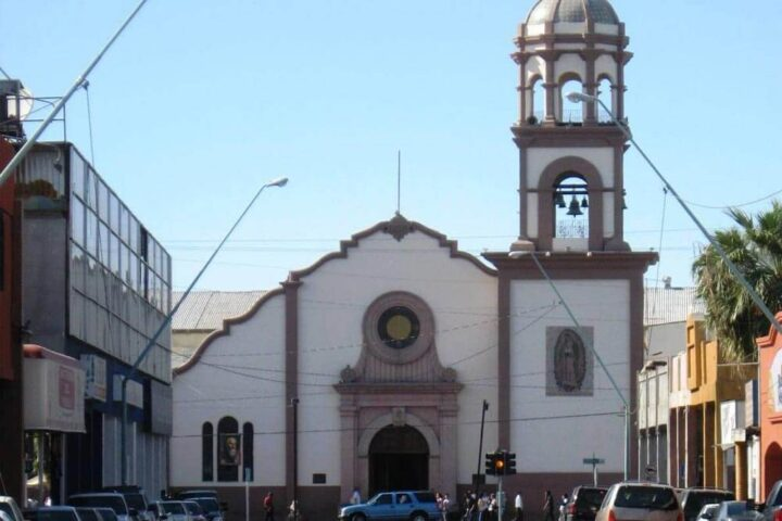 Mexicali. By Thelmadatter - Own work, Public Domain, https://commons.wikimedia.org/w/index.php?curid=5134173