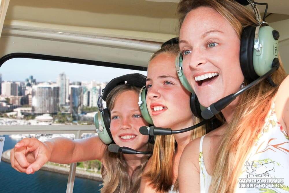 Mother's Day Helicopter Tour over San Diego