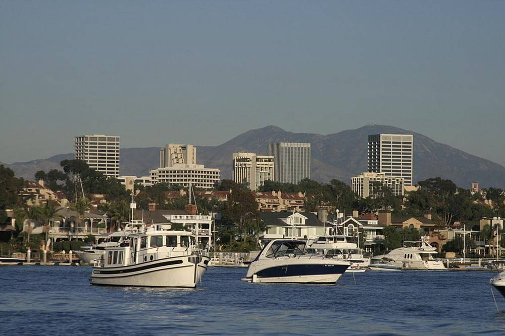 Orange County. By Brian1078 - Own work, CC BY-SA 3.0, https://commons.wikimedia.org/w/index.php?curid=8361321