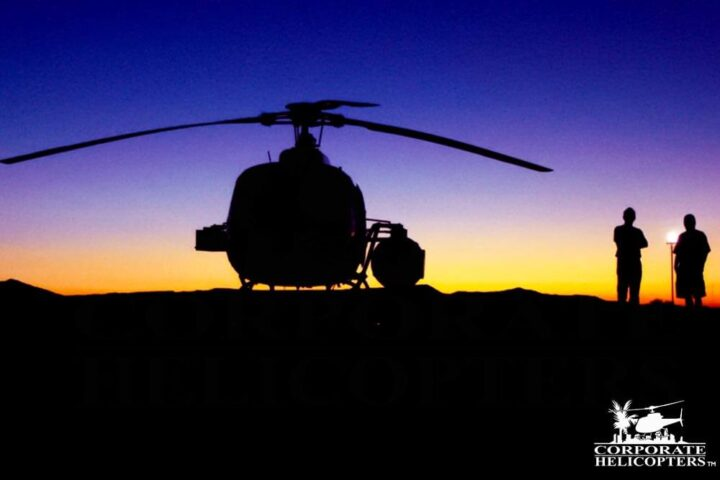 Other helicopter services from Corporate Helicopters of San Diego