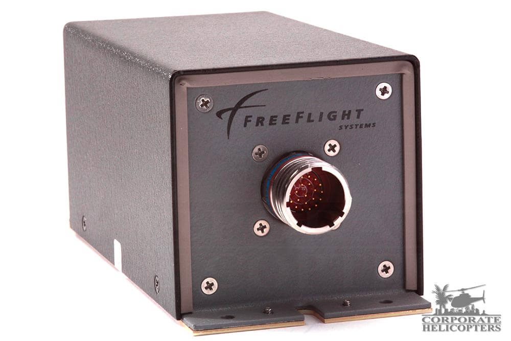 Freeflight Systems radar altimeter. Model RA-4000 and RA-4500. Available for sale and install at Corporate Helicopters of San Diego.