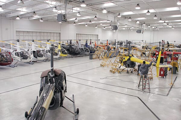 R66 flight test.
