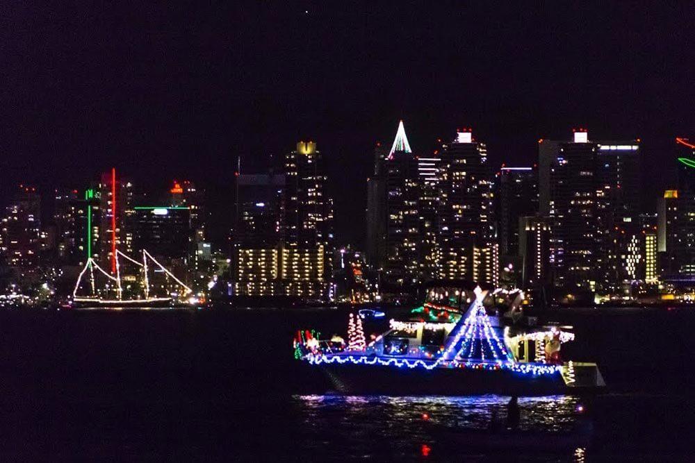 San Diego Parade of Lights