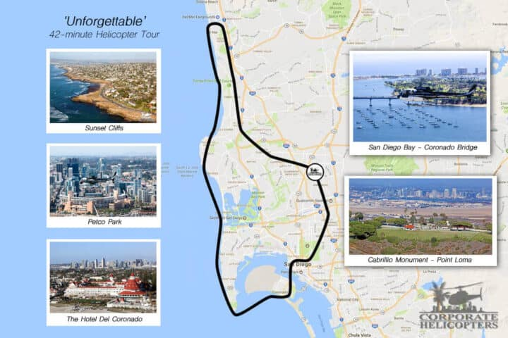 Unforgettable Helicopter Tour - Corporate Helicopters