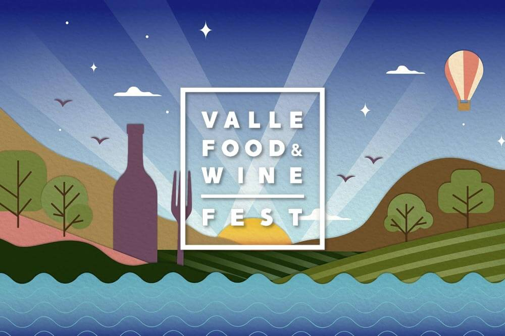 Book Your Helicopter Flight: Valle Food & Wine Fest, October 5, 2019